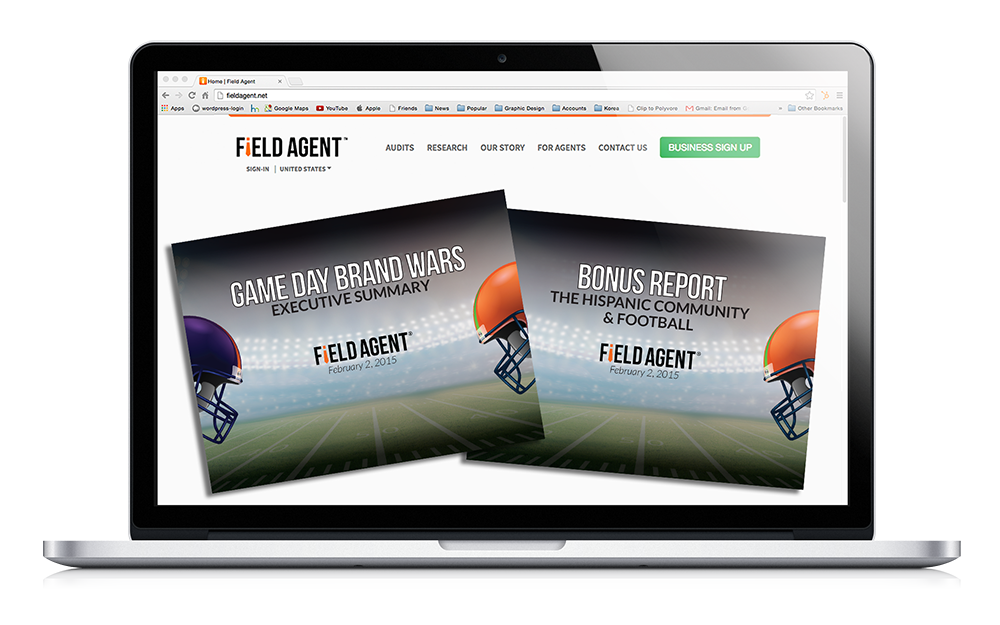 Field Agent Mobile Audits and Mobile Market Research