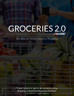 Future of Grocery Shopping - Field Agent Free Report