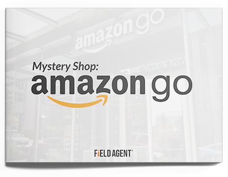 Amazon Go Mystery Shop