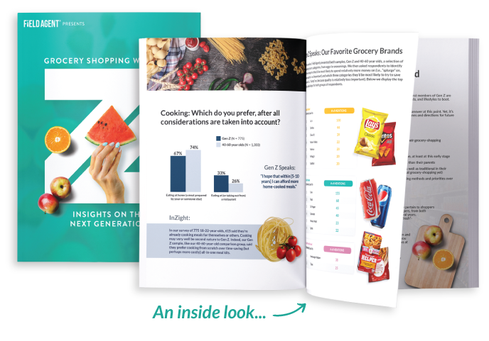 Gen Z Grocery Report