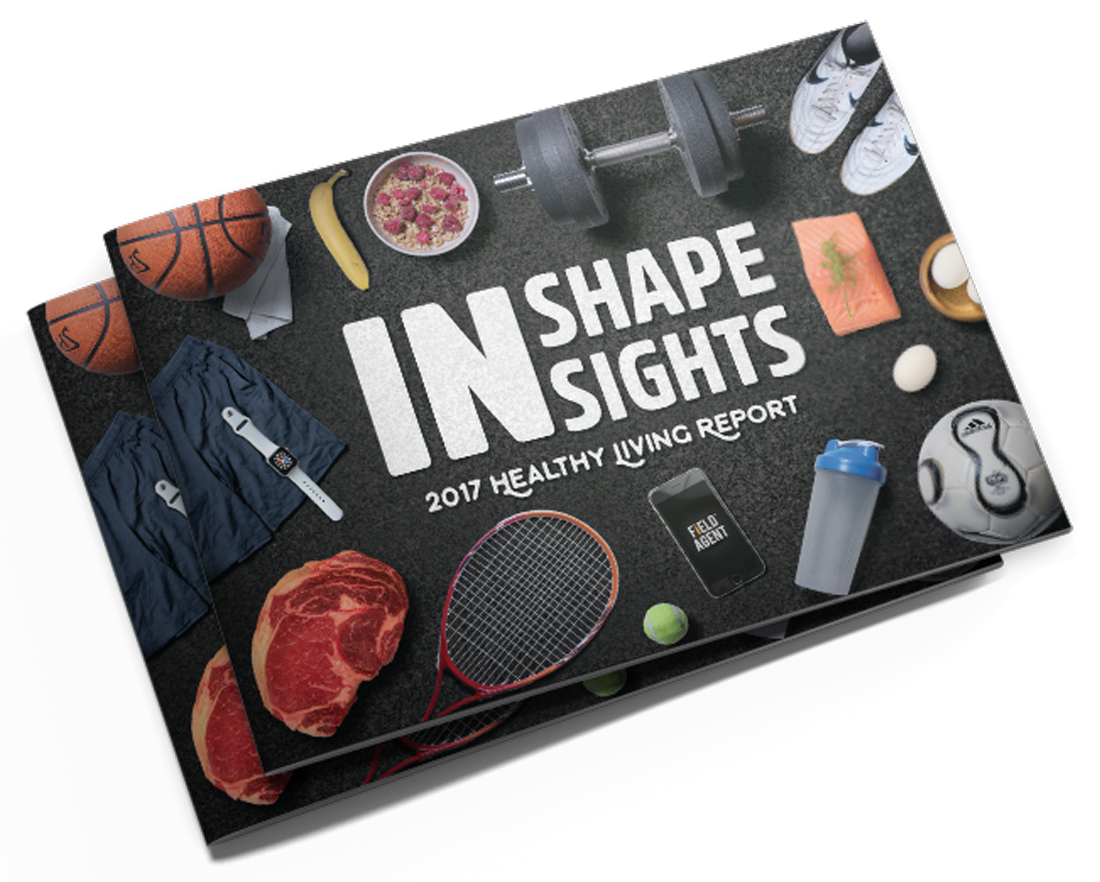 In Shape Insights - 2017 Healthy Living Report