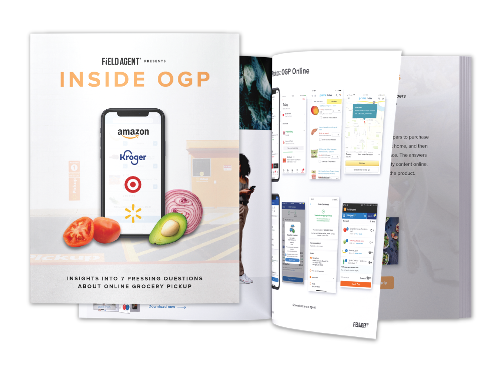 Inside OGP Report Cover and Pages