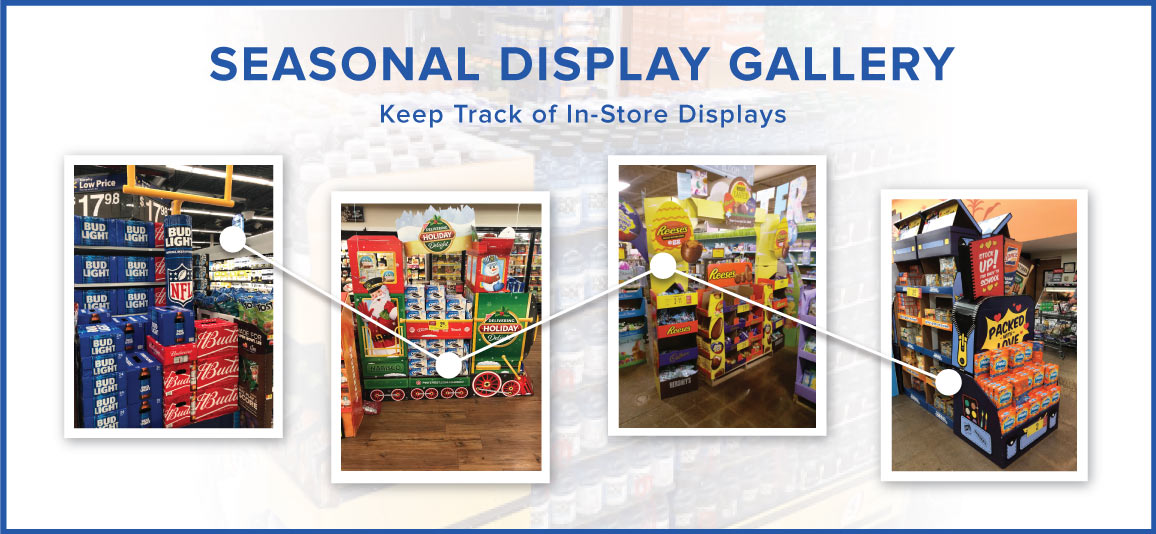 Seasonal Display Gallery