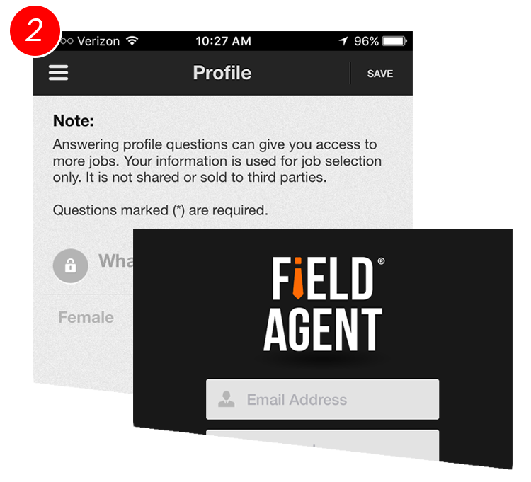 Complete Your Agent Profile